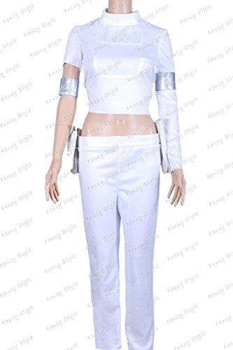 Star Wars Padm¨¦ Padme Amidala Cosplay Costume Uniform