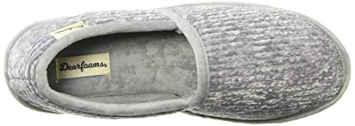 Dearfoams Women's Chenille A-line Slipper