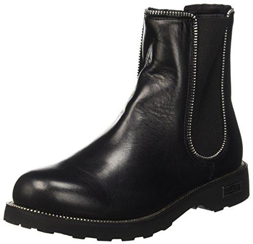 Cult Zeppelin Mid Boots Nero