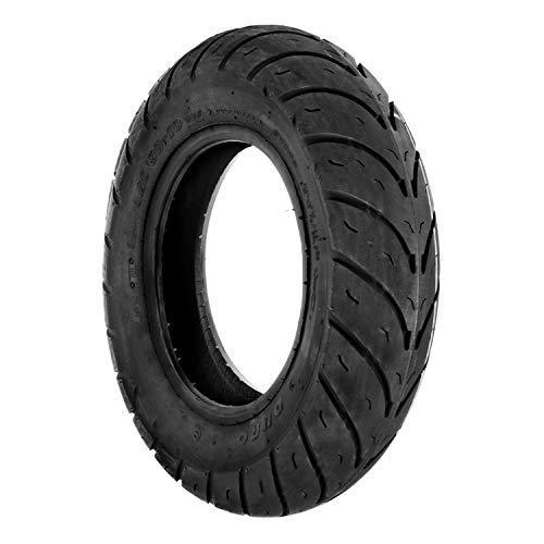Duro HF290 Scooter Tire - Front/Rear - 120/90-10 , Position: Front/Rear, Tire Size: 120/90-10, Tire Type: Scooter/Moped, Rim Size: 10, Tire Ply: 4, Speed Rating: J, Load Rating: 56 25-29010-120