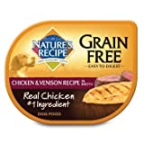 Big Heart Pet Can Nature's Recipe Chicken/Venison, 2.75 oz (Pack Of 24)
