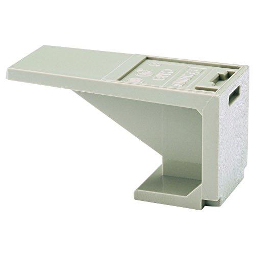 - Panduit CMBIG-X Blank Module Mini-com Blank Module