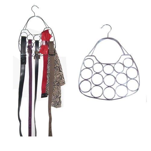 Fashion Circles Scarf Holder Space
