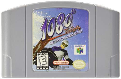64 Game Nintendo Snowboarding - 1080 Snowboarding