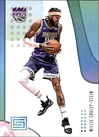 Amazon com: 2018-19 Panini Status #19 Willie Cauley-Stein