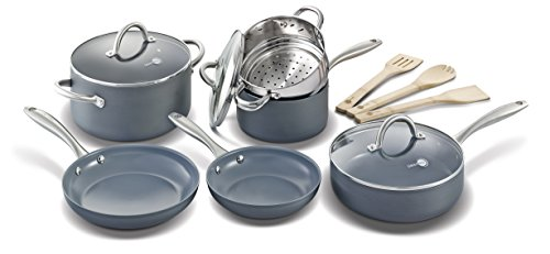 c Non-Stick Cookware Set, 12pc ()