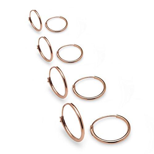 Sterling Endless earrings Cartlidge Available Nine2Five