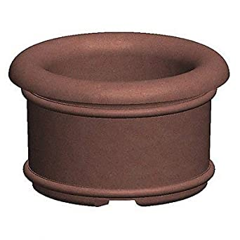 Security Planter Concrete 36 in H