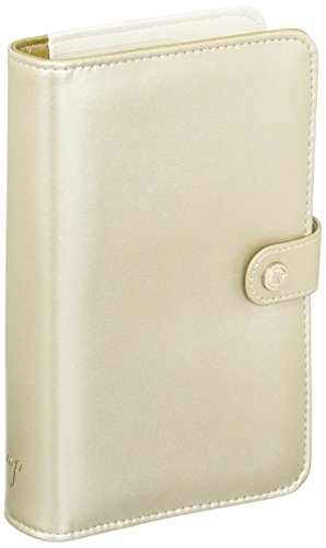 Webster's Pages Champagne Color Crush Personal Planner Binder (Crush Champagne)