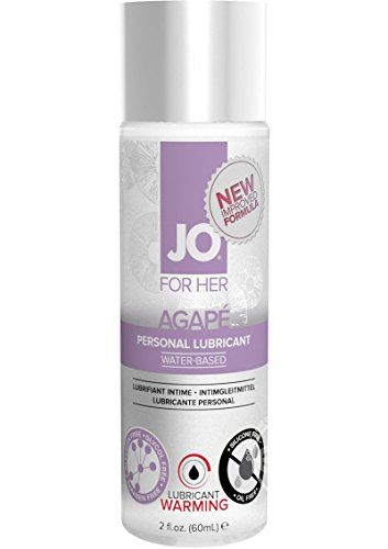 System Jo - Women Agape Lubricant 60 Ml Contains No Silicone, Glycerin or Oil