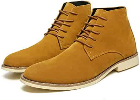 62589f69086bf Shopping $50 to $100 - Lace-up - Yellow - Boots - Shoes - Men ...