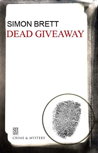 book cover of Dead Giveaway