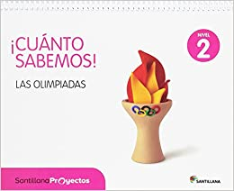 CUANTO SABEMOS NIVEL 2 LAS OLIMPIADAS - 9788414103852: Amazon.es: Aavv: Libros