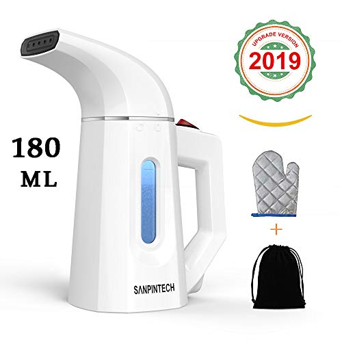 Travel Garment Steamer, Handheld Clothes Steamers, Portable,