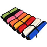 TRAVEL BABY CHANGING MAT PORTABLE FOLDING WATERPROOF 8 COLOURS TO CHOOSE NEW (Green)