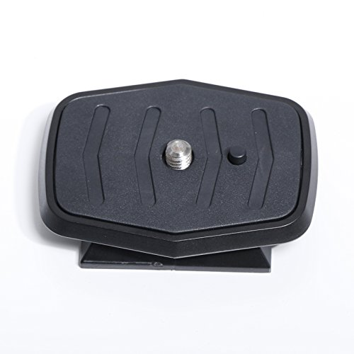 Flexible Tripod Quick Release Plate for SONY VCT-D680RM D580RM R640 for Velbon CX-888 444 460 for yunteng 668 690 600 800