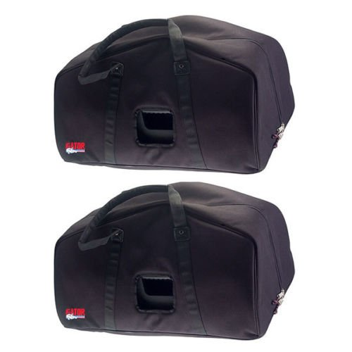 Gator GPA-E15 Speaker Bag Pair by Gator