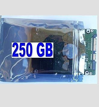 250 GB disco duro para portátil Fujitsu Siemens Amilo M3438 G, M 3438 G: Amazon.es: Informática