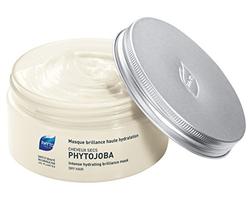 PHYTO PHYTOJOBA Intense Hydrating Brilliance Mask, 6.7 (Brilliance Treatment Mask)