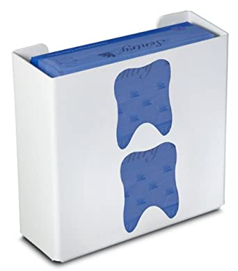 """TrippNT 51054 Priced Right Double Glove Box Holder with Tooth, 11"""" Width x 10"""" Height x 4"""" Depth"""