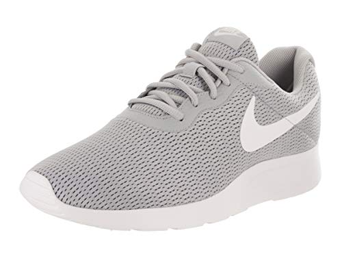 - NIKE Men's Tanjun Wide (4E) Wolf Grey/White Running Shoe 10.5 4E Men US