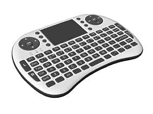 DMTech DMAKB01ES - Teclado inalámbrico, compatible con Android