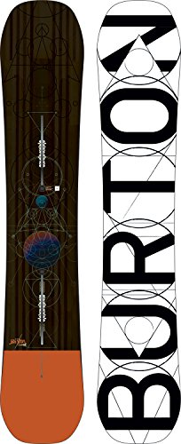 (Burton Custom Flying V Wide Snowboard Mens Sz 166cm (W))