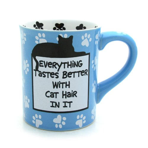 Cat Hair - Stoneware Maug