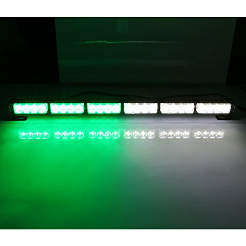 green and white lights for car - 7