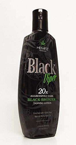 Hempz BLACK VIPER Tanning Bronzer