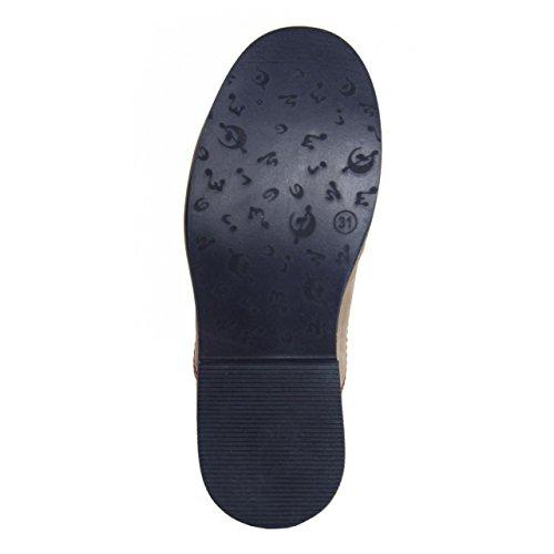 Cheiw Schuhe Für Junge 47041 Gris-Rojo Schuhgröße 36