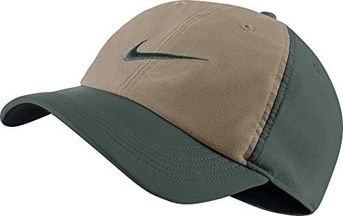 - NIKE Men's Twill H86 Adjustable Hat (Khaki, OneSize)