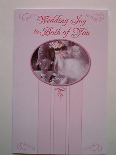 Amazon tender thoughts greeting card wedding joy to both of tender thoughts greeting card wedding joy to both of you m4hsunfo