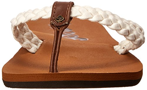 Women's Twisted Flops Cream Sky Flip Beige Reef q7xwAdUq