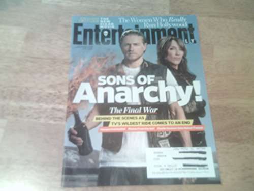 Entertainment Weekly October 10 2014 Sons Of Anarchy The Final War