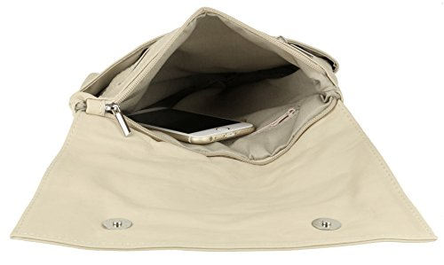 Mujer Handbags beige bandolera Girly Bolso wfHd1txq00