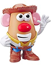 Mr Potato Head Disney/Pixar Toy Story 4 Woody's Tater Roundup Figure Toy for Kids Aged 2 and Up