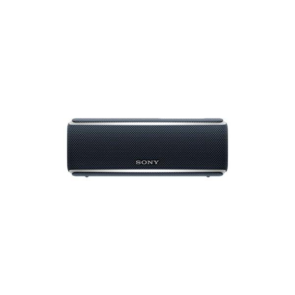 Sony SRS-XB21 Enceinte portable sans fil Bluetooth Waterproof avec effet lumineux - Noir 1