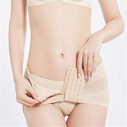 Pelvic Correction Belt  Hip-Up Pelvic Posture Correcting Belt Postpartum Recovery (Beige, -