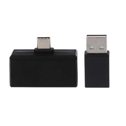 9e8119beac59a5 Amarzk Adattatore di Ricezione per Auricolari Audio Bluetooth Senza Fili per  Nintendo Switch NS Ricevitore di Tipo C con Ricevitore Audio per  trasmettitore ...