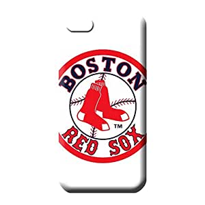 iphone 6 normal cases PC High Quality phone case mobile phone carrying covers boston red sox mlb baseball