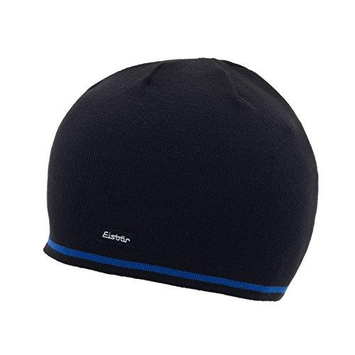 Berretto 30270 Nero Taglia Graumele blu schwarz Abroad Eisbär Unica p4nadCx