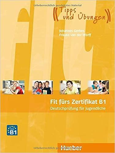 FIT FÜRS ZERTIFIKAT B1 pdf تحميل كتاب التحضير لامتحان مهم جدآ