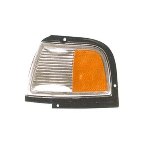 CPP Driver Side DOT/SAE Corner Light for 88-96 Oldsmobile Cutlass Ciera GM2550104