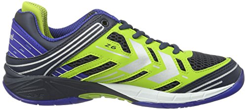 Web Black Shoes Omnicourt Silver Hummel Fitness the Green Surf Unisex Adults' Z6 XPPqY
