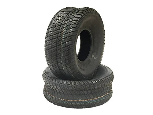 MowerPartsGroup (2) 18x7 00-8 Grassmaster 4 Ply Tire for Walker MB, MC, MS  Models