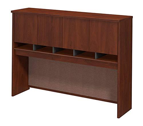 Bush Businеss Furniturе Office Home Furniture Premium Series C Elite 60W Hutch in Hansen Cherry