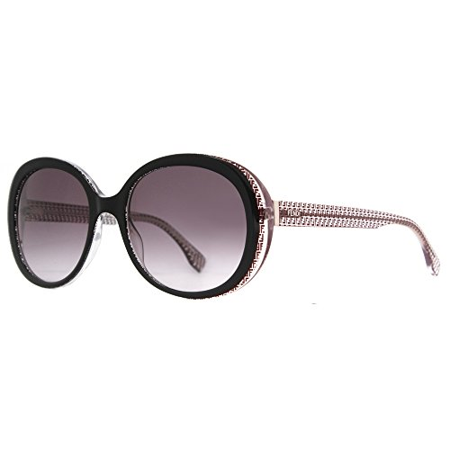 Fendi Sunglasses FF 0001/S Sunglasses 7PHK8 Brown Burgundy Pink - Fendi Pink