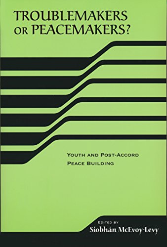 Bldg Post (Troublemakers or Peacemakers? Youth and Post-Accord Peace Building (The RIREC Project on Post-Accord Peace Building) (RIREC Project Post-Accord Peace Bldg))