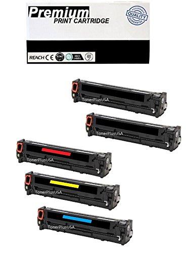DS 5pk Canon 131 Toner Cartridge Set For Imageclass Mf828...